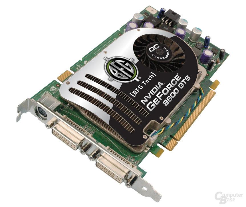 BFG GeForce 8600 GTS OC