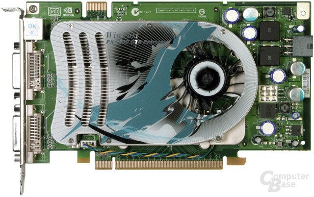 Leadtek Winfast PX8600 GTS TDH