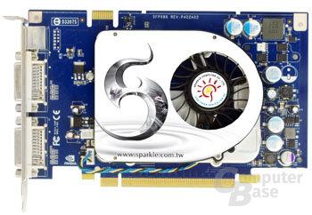 Sparkle GeForce 8600 GT