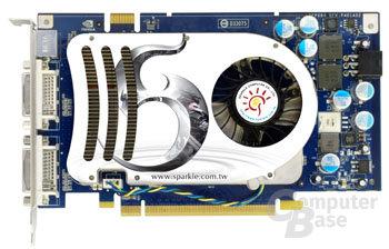 Sparkle GeForce 8600 GTS