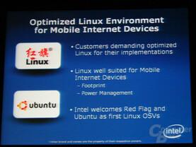 UMPCs mit Linux heißen Mobile Internet Devices – im derzeitigen Angebot sind Ubuntu oder Red Flag
