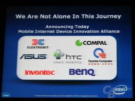 Gemeinsam stärker: Mobile Internet Device Innovation Alliance