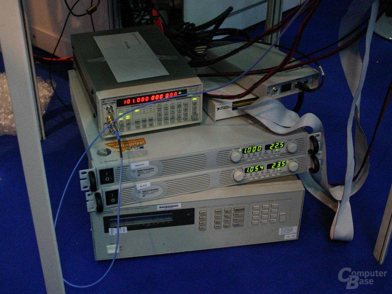 Stromversorgung und Equipment für Polaris