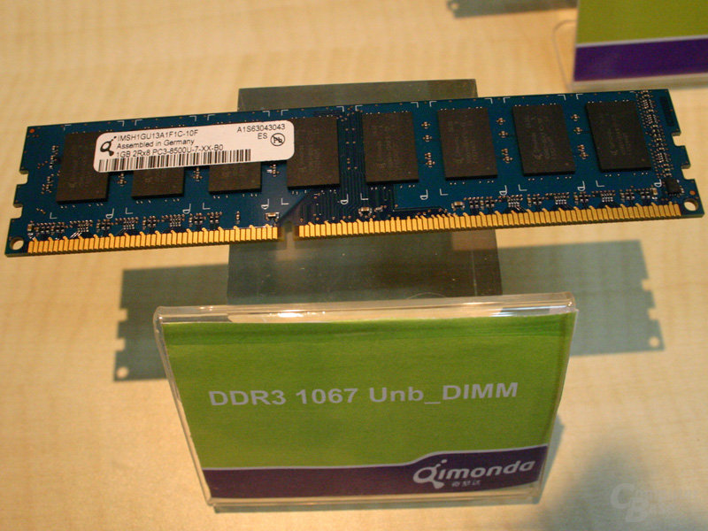 Qimonda DDR3-1066