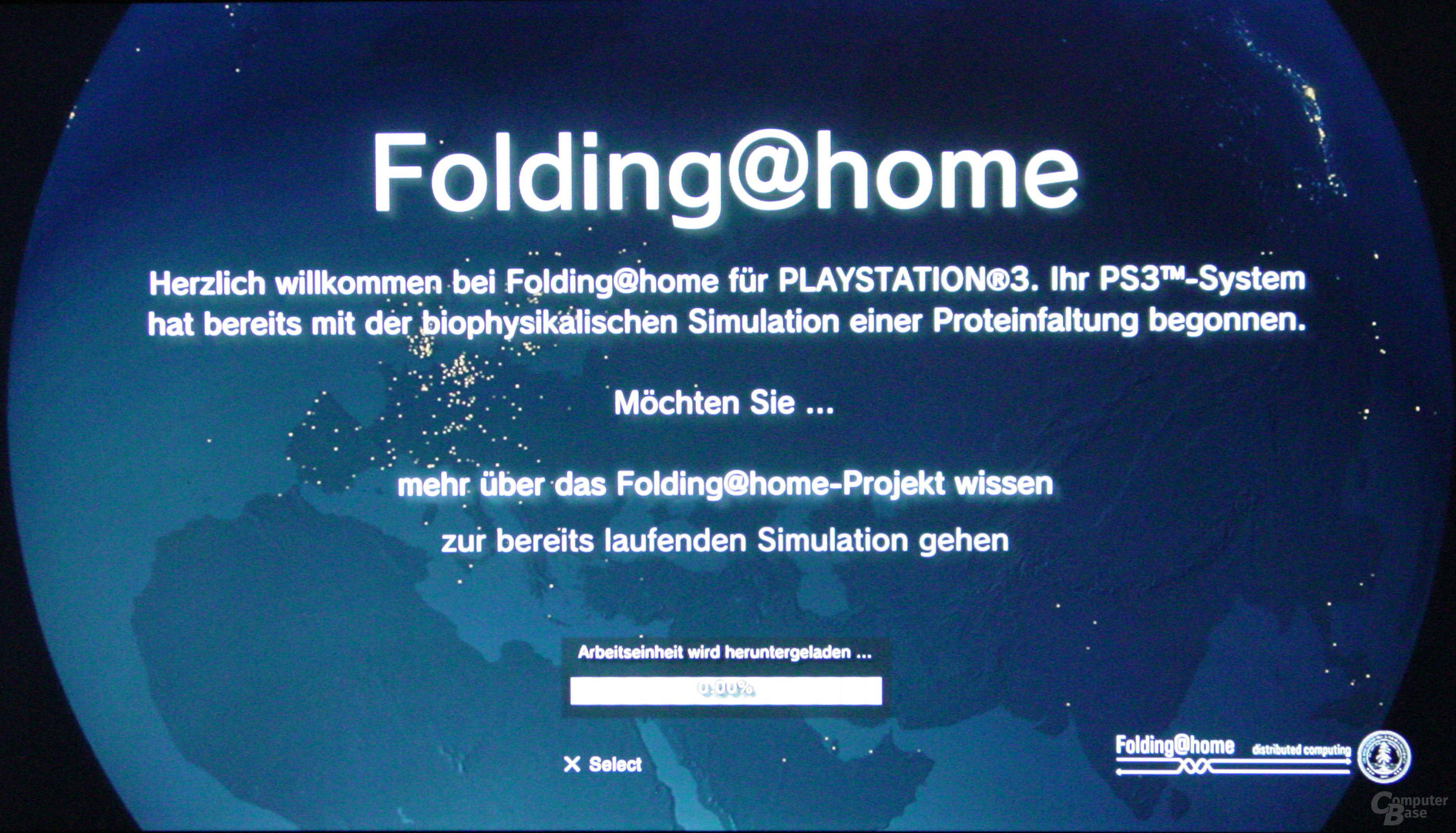 PlayStation 3: Folding@Home