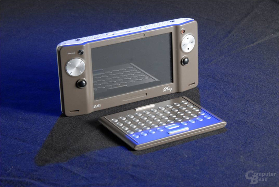 Asi Pony McCaslin-System (mit Tastatur)