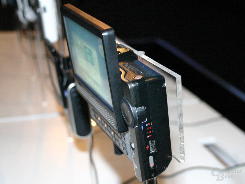 Unbekanntes McCaslin-System (IDF Spring 2007)