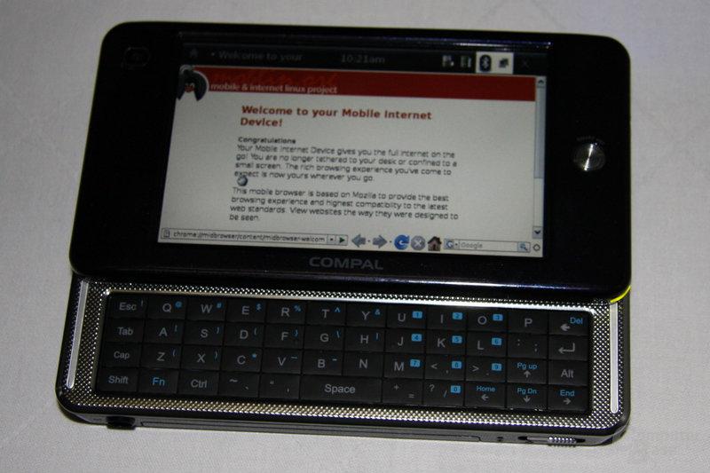 Menlow-Prototyp – CeBIT 2008