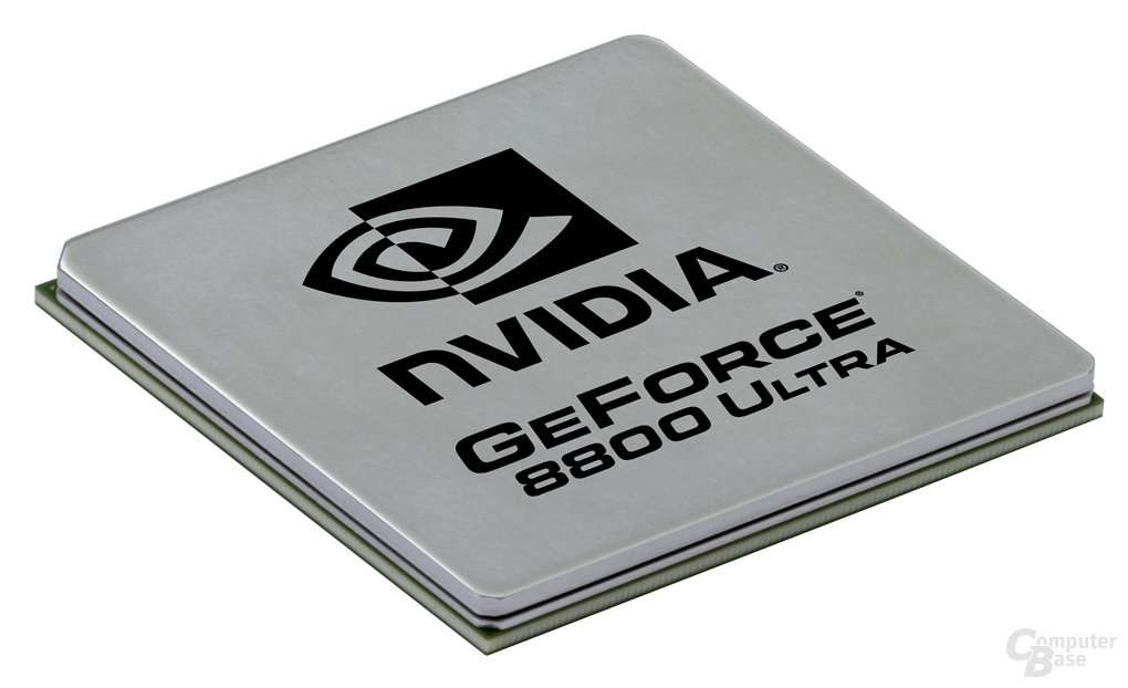 GeForce 8800 Ultra Chip