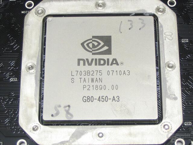 nVidia G80 GPU