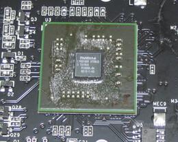 GeForce 8800 Ultra NVIO