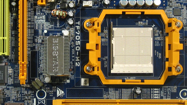 Biostar TF7050-M2 und MSI K9AGM2 im Test: AMD 690G vs. Nvidia nForce 7050