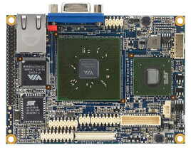 VIA VT6047 Pico-ITX Referenzdesign