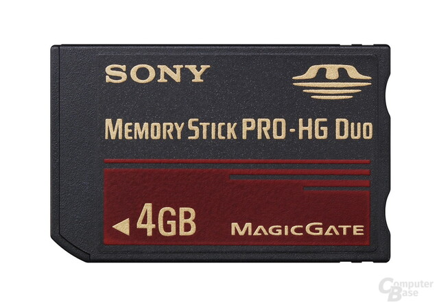 Sony Memory Stick PRO-HG Duo