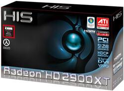 HIS Radeon HD 2900 XT Verpackung