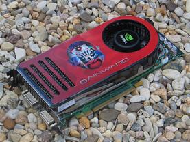 Gainward GeForce 8800 GTS mit leiser Serienkühlung