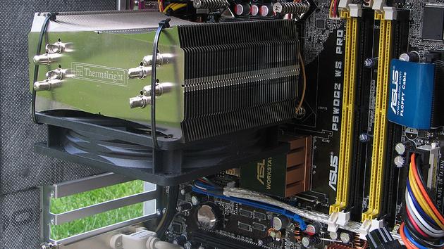 """Besser Leise """"Intel Ultimo 07"""" im Test: Superleiser Luxus- und Spiele-PC"""