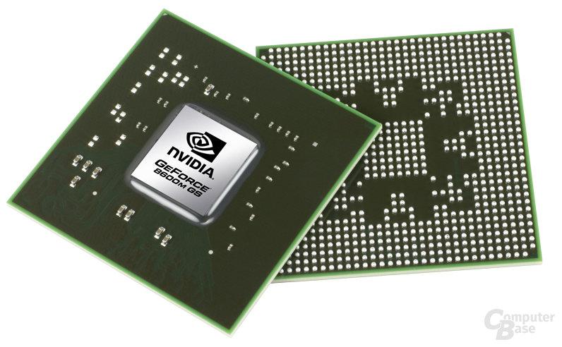 nVidia GeForce 8600M GS