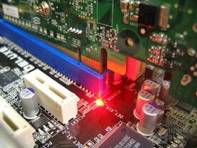 AI-Slot-Detector-LED