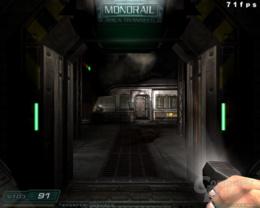 Doom 3 - R580
