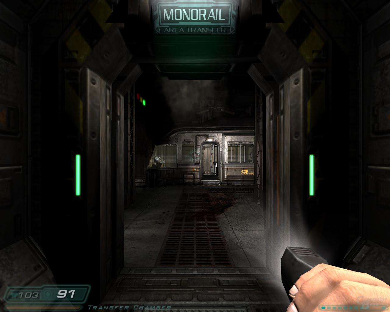 Doom 3 - R600