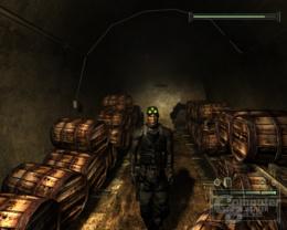 Splinter Cell 3 - R600