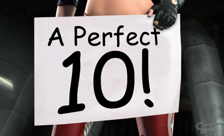 AMD – A Perfect 10!