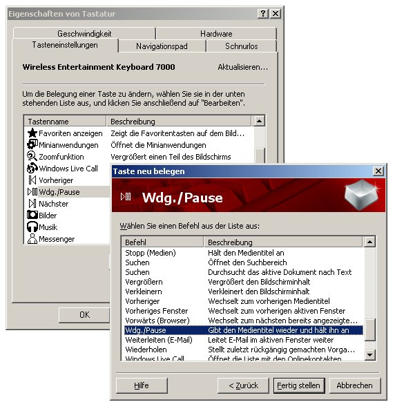 IntelliType Software 6