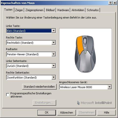 IntelliPoint Software 1