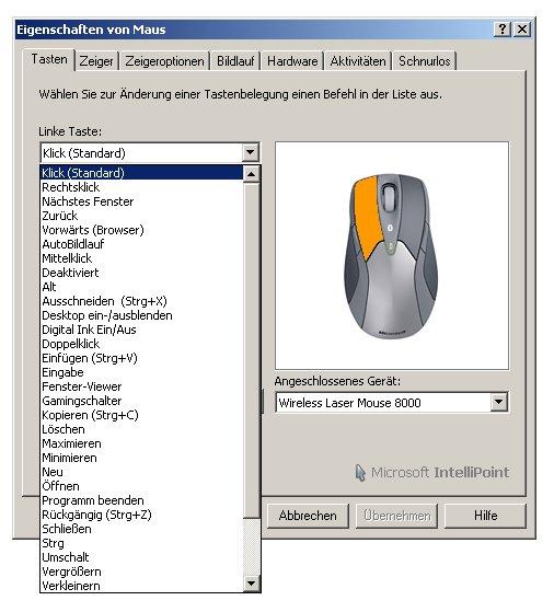 IntelliPoint Software 2