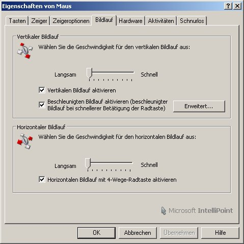 IntelliPoint Software 4