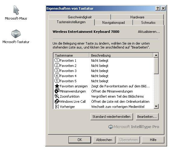 IntelliType Software 1