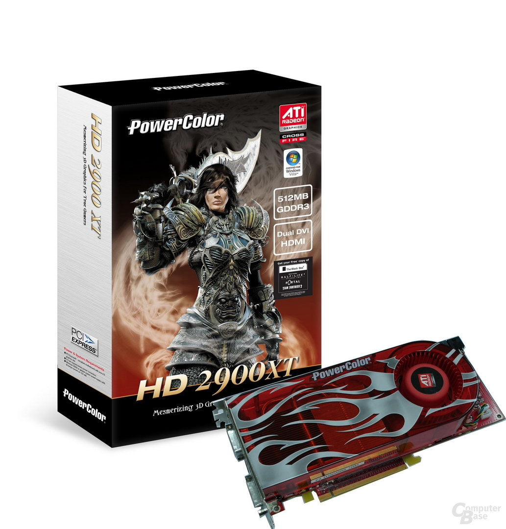 PowerColor Radeon HD 2900 XT