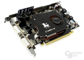 Sparkle Calibre GeForce 8600 GT