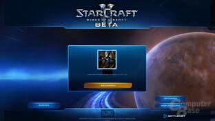 StarCraft 2 Closed Beta