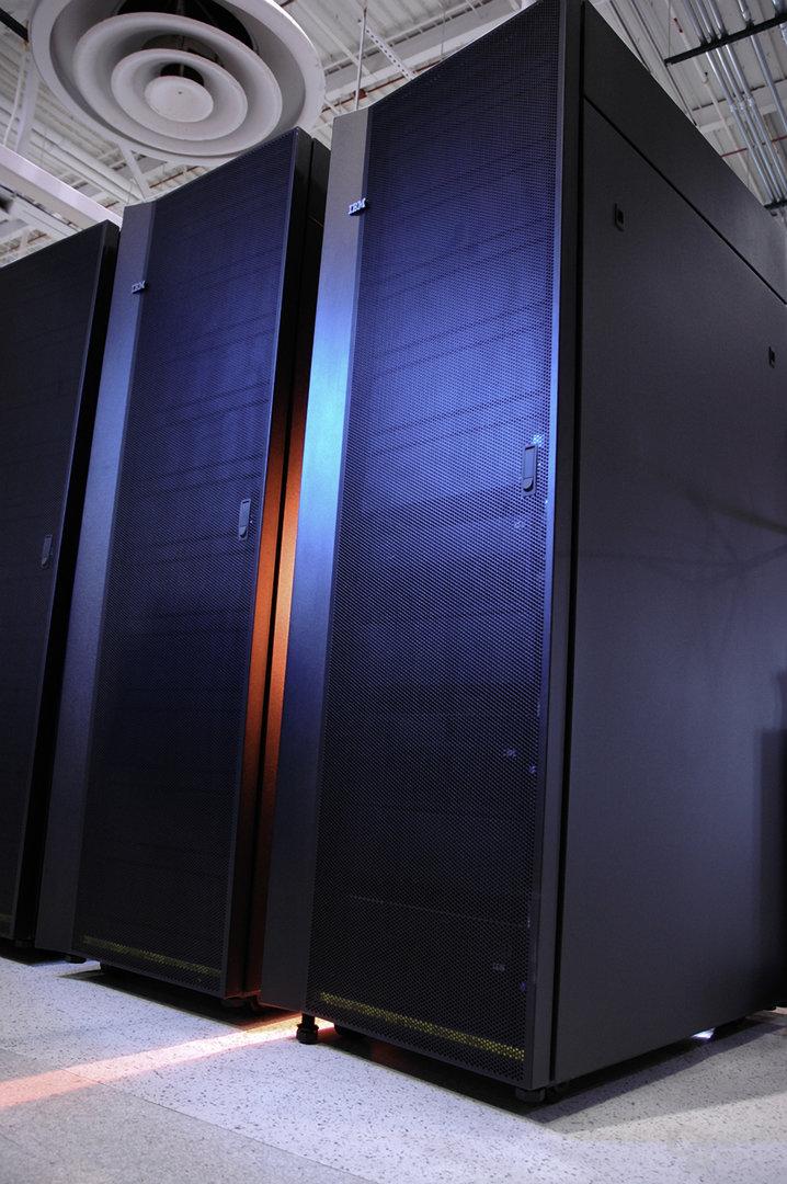p570-Server vor der Auslieferung