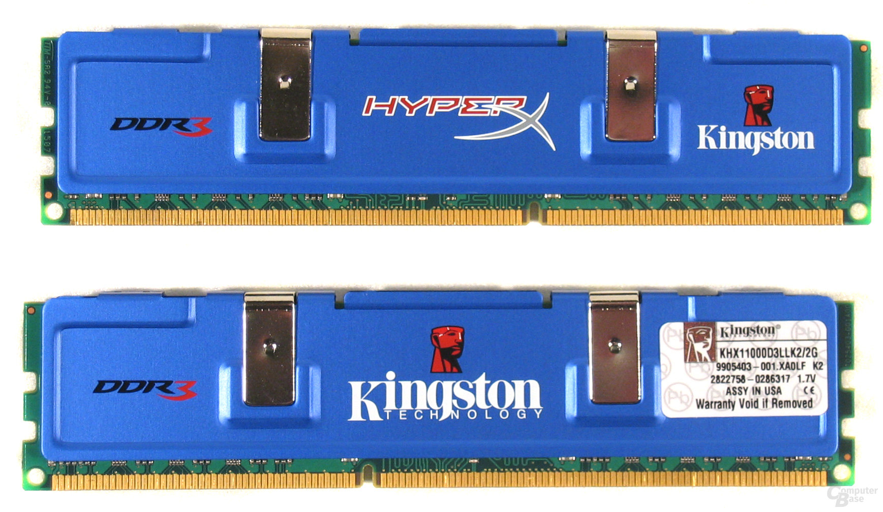 Kingston-DDR3-Speicher