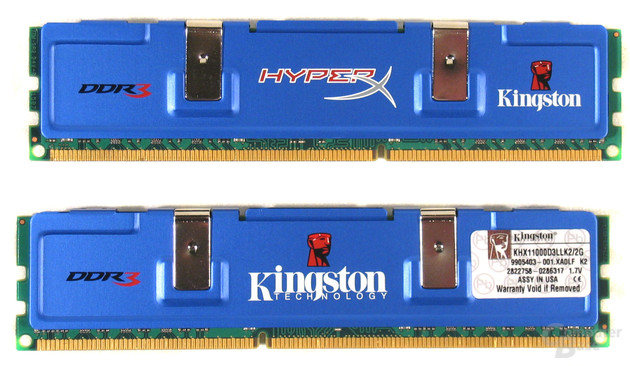 Kingston-DDR3-Speicher