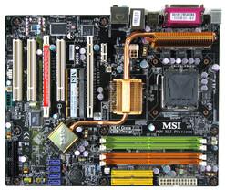 MSI P6N SLI Platinum