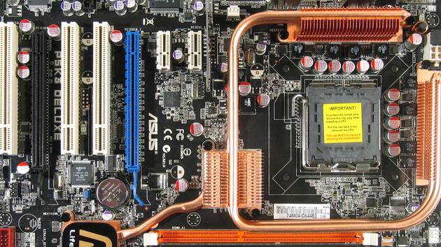 Asus P5K3 Deluxe im Test: Intels P35 mit DDR3-Speicher