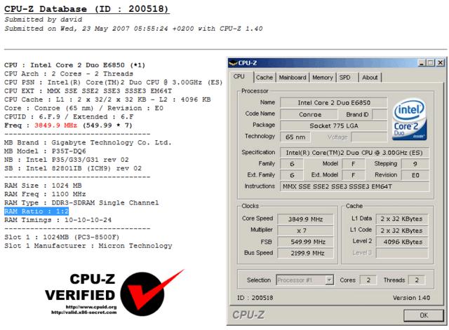 CPU-Z-Screenshot