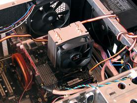 Kompakt und einfach zu installieren