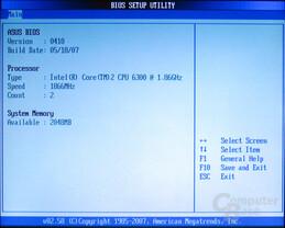 Asus P5K3 Deluxe BIOS