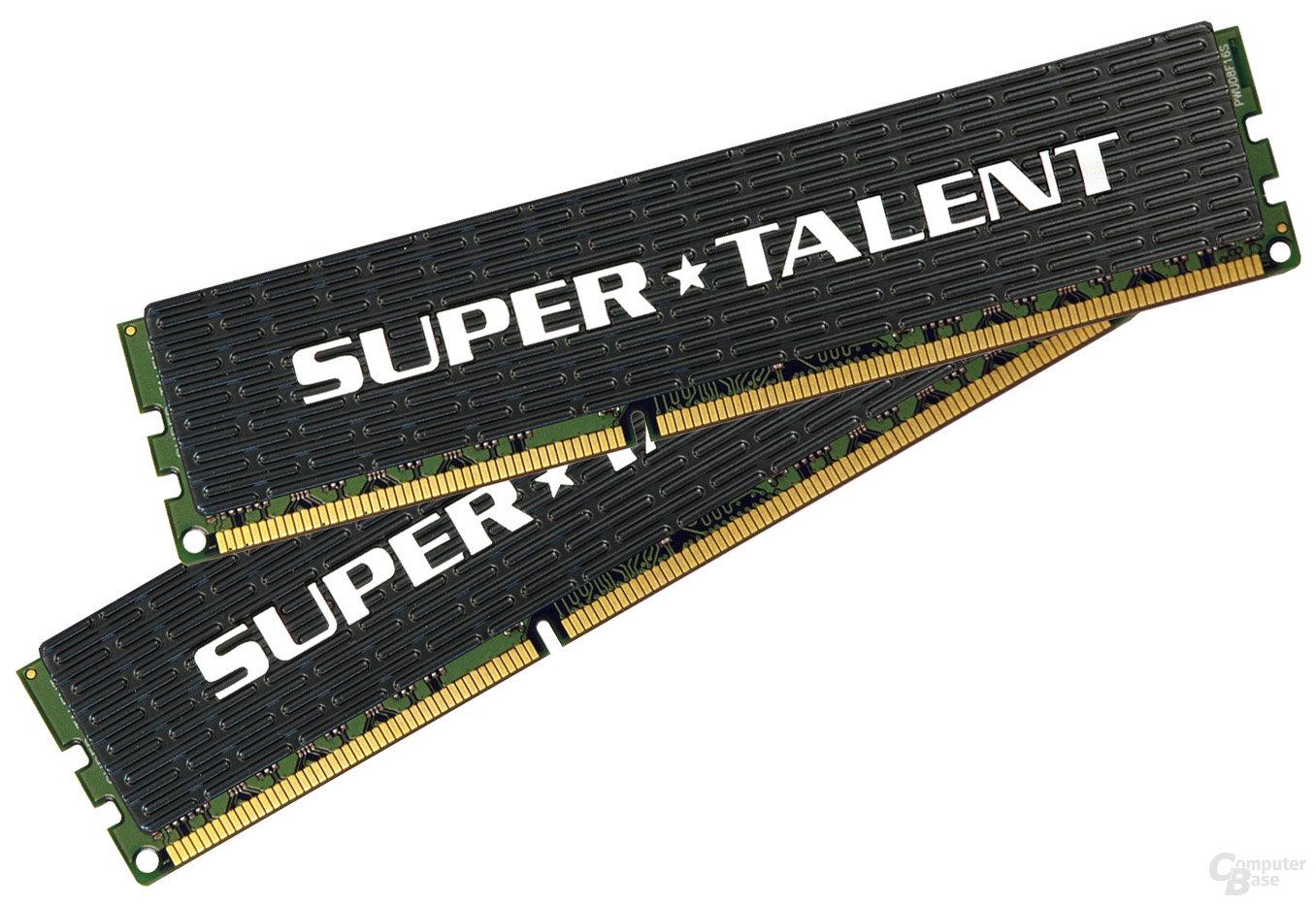 DDR3-Module von Super Talent