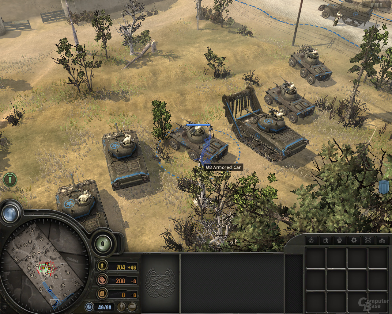 Company of Heroes G80 DX9