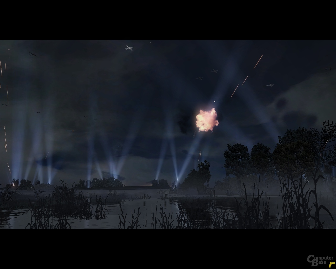 Company of Heroes DX10-Benchmarkmodus