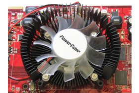 PC Radeon HD 2600 XT Luefter