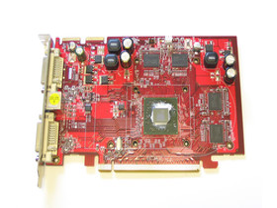 PC Radeon HD 2600 XT ohne Kuehler