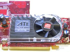 Radeon HD 2400 XT Luefter