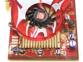 Radeon HD 2600 XT Spannungswandler